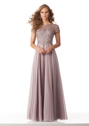 MGNY - 71824 - All Dressed Up, Mother/Party Dress