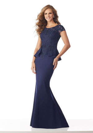 MGNY - 71836 - All Dressed Up, Mother/Party Dress