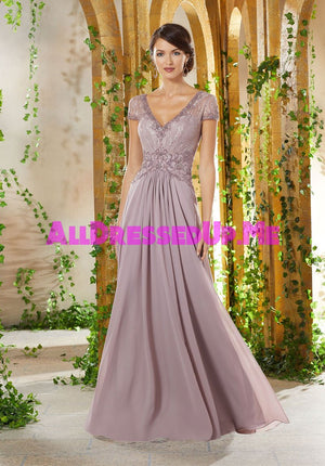 MGNY - 71912 - All Dressed Up, Mother/Party Dress