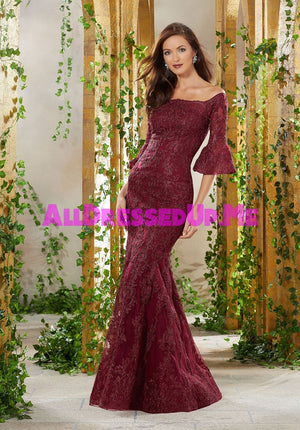 MGNY - 71930 - All Dressed Up, Mother/Party Dress
