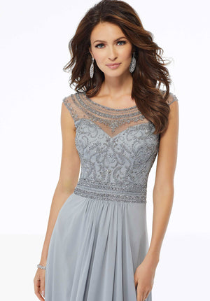 MGNY - 72104 - All Dressed Up, Mother/Party Dress