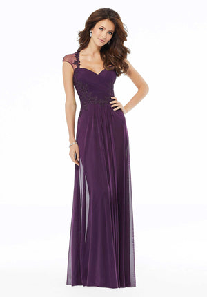 MGNY - 72105 - All Dressed Up, Mother/Party Dress
