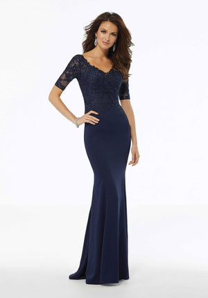 MGNY - 72108 - All Dressed Up, Mother/Party Dress