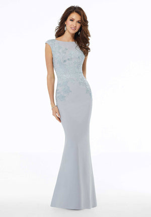 MGNY - 72109 - All Dressed Up, Mother/Party Dress