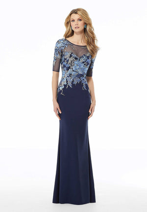 MGNY - 72110 - All Dressed Up, Mother/Party Dress