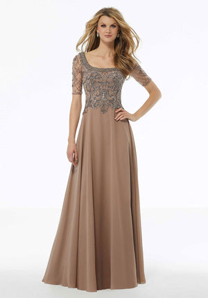 MGNY - 72113 - All Dressed Up, Mother/Party Dress
