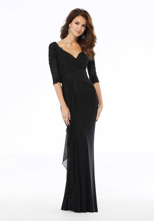 MGNY - 72114 - All Dressed Up, Mother/Party Dress