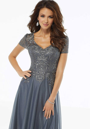 MGNY - 72116 - All Dressed Up, Mother/Party Dress