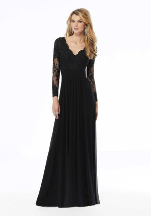 MGNY - 72118 - All Dressed Up, Mother/Party Dress