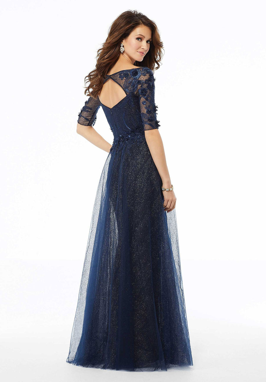MGNY - 72121 - All Dressed Up, Mother/Party Dress