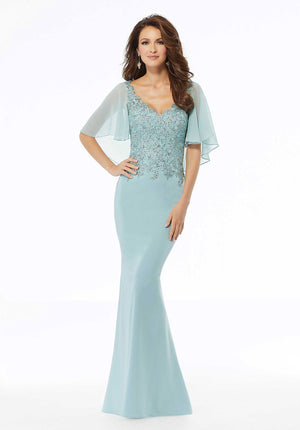 MGNY - 72124 - All Dressed Up, Mother/Party Dress