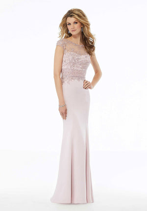 MGNY - 72127 - All Dressed Up, Mother/Party Dress