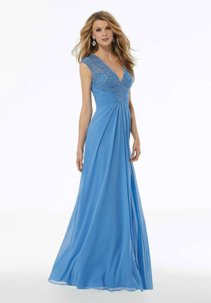 MGNY - 72129 - All Dressed Up, Mother/Party Dress