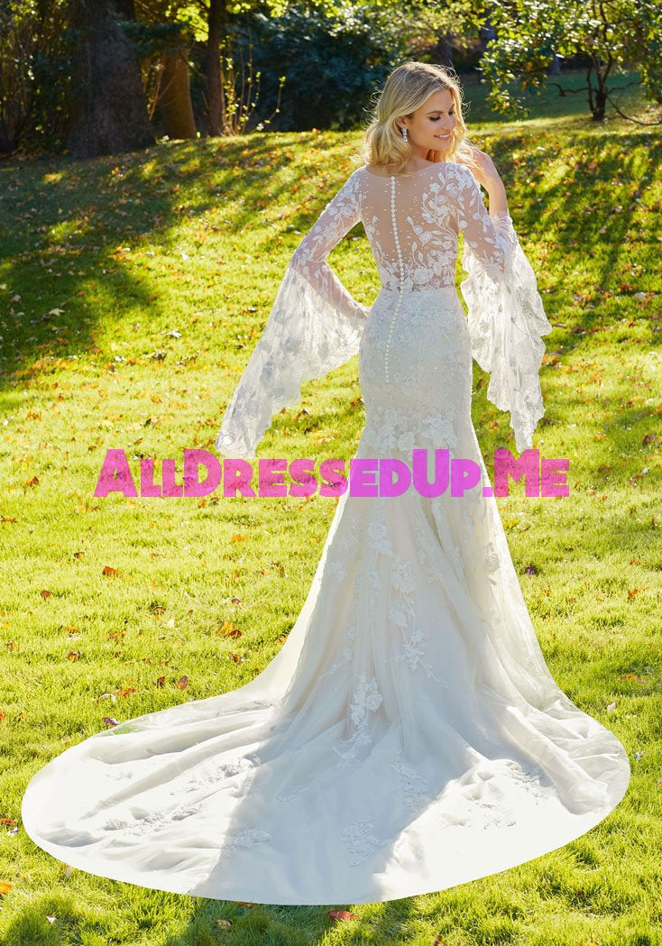 Morilee - Madonna - 8129 - All Dressed Up, Bridal Gown - Morilee - - Wedding Gowns Dresses Chattanooga Hixson Shops Boutiques Tennessee TN Georgia GA MSRP Lowest Prices Sale Discount