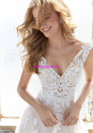 Morilee - 8206 - Kennedy - All Dressed Up, Bridal Gown - Morilee - - Wedding Gowns Dresses Chattanooga Hixson Shops Boutiques Tennessee TN Georgia GA MSRP Lowest Prices Sale Discount