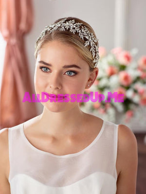 Berger - 9111 - All Dressed Up, Bridal Headpiece
