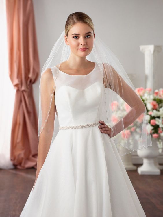 Berger - 9125 - All Dressed Up, Bridal Veil