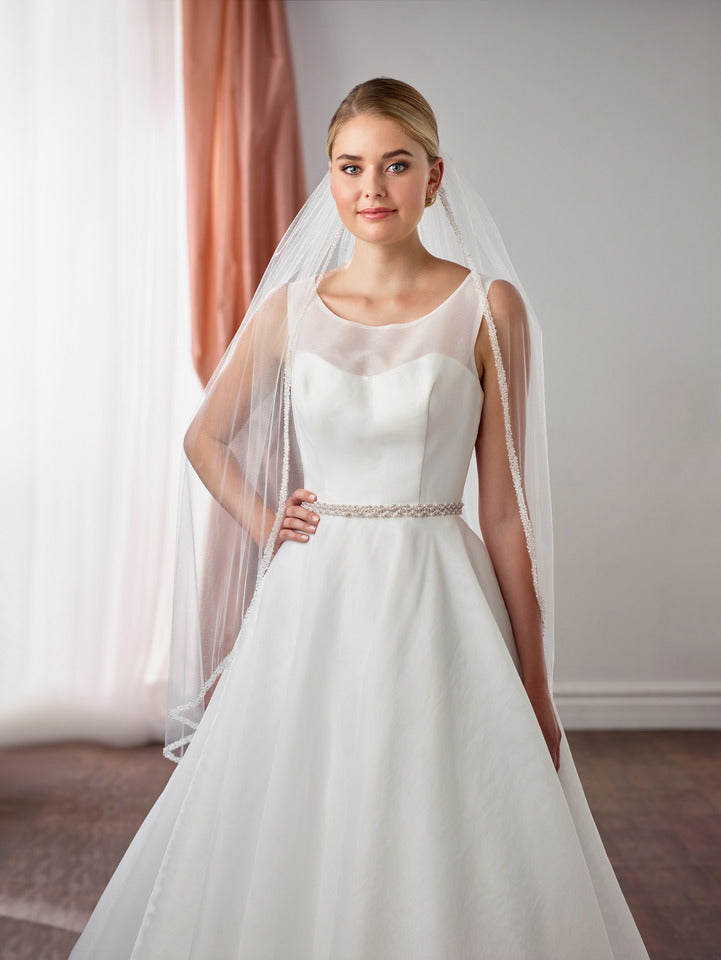 Berger - 9126 - All Dressed Up, Bridal Veil