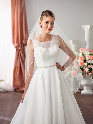 Berger - 9130 - 9180 - All Dressed Up, Bridal Veil