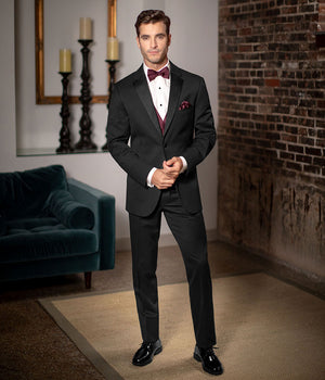 Diamond Plus - 921 - Ultra Slim Performance Legacy - All Dressed Up, Tuxedo Rental