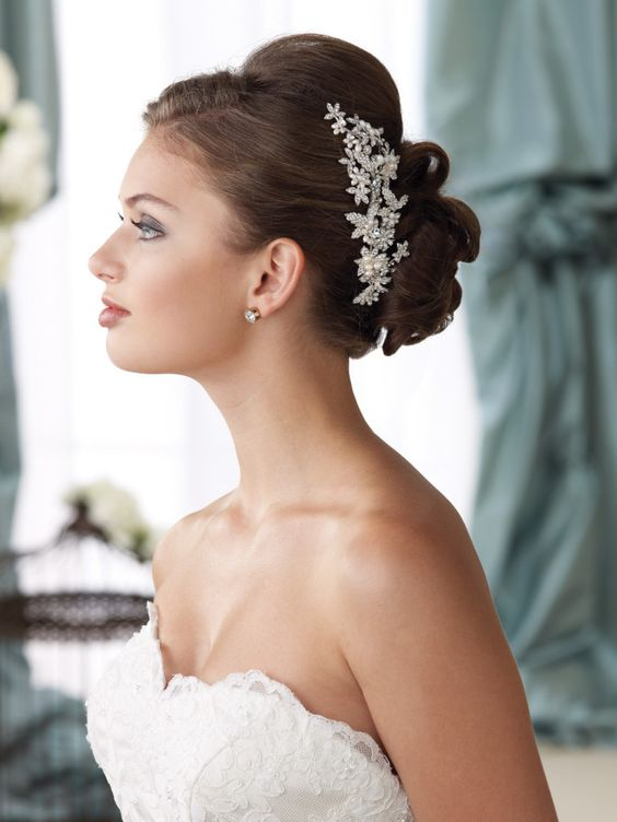 9506 - Cheron's Bridal, Headpiece