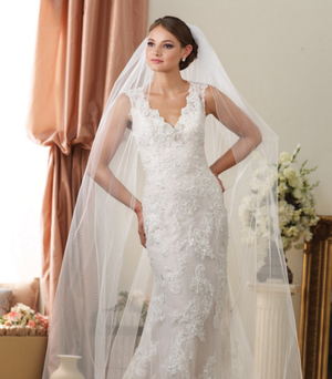 Berger - 9651 - All Dressed Up, Bridal Veil