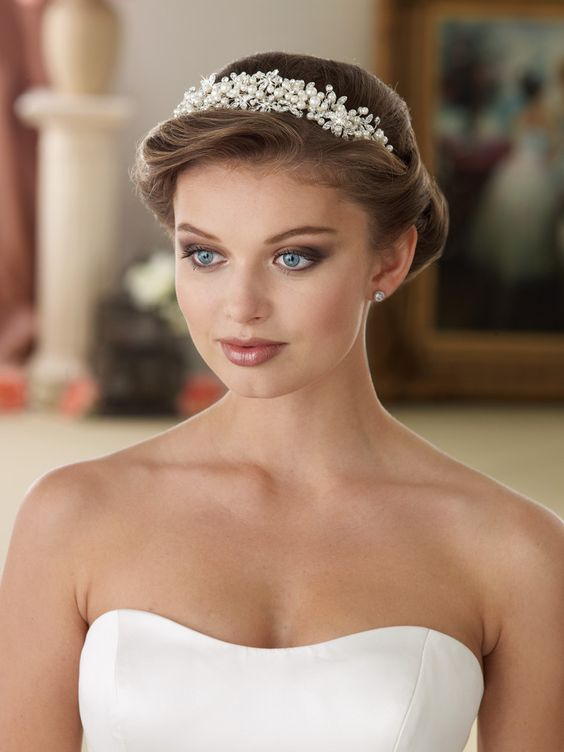 Berger - 9758 - All Dressed Up, Bridal Headpiece