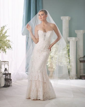 Berger - 9835 - All Dressed Up, Bridal Veil