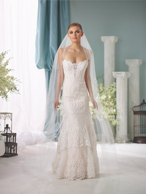 Berger - 9840 - All Dressed Up, Bridal Veil