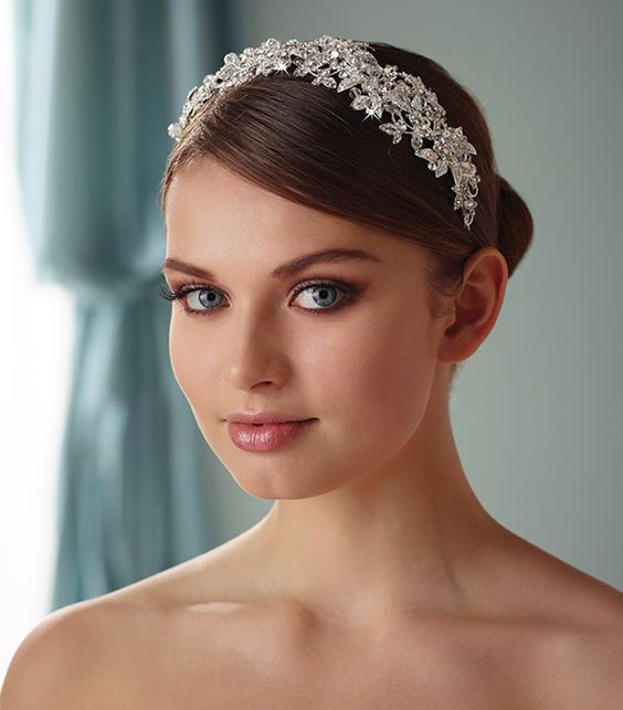 Berger - 9853 - All Dressed Up, Bridal Headpiece