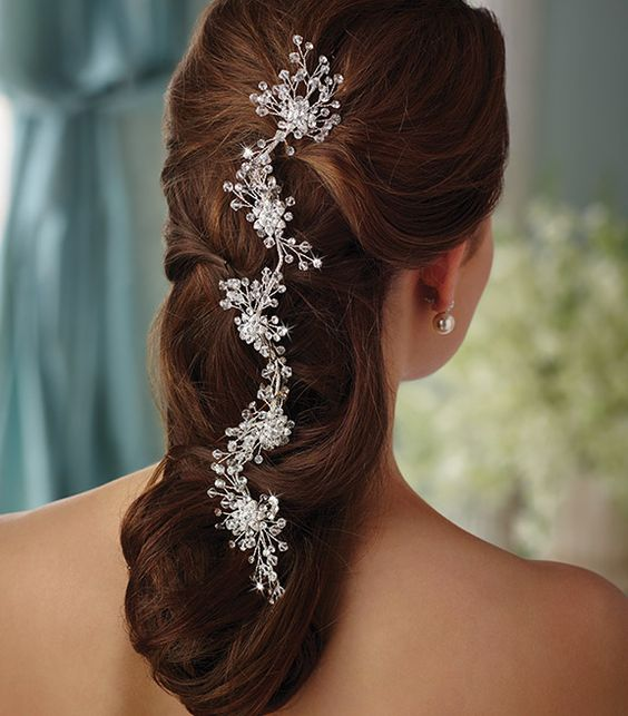 Berger - 9859 - All Dressed Up, Bridal Headpiece