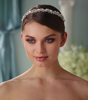Berger - 9863 - All Dressed Up, Bridal Headpiece
