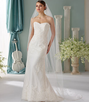 Berger - 9871 - All Dressed Up, Bridal Veil