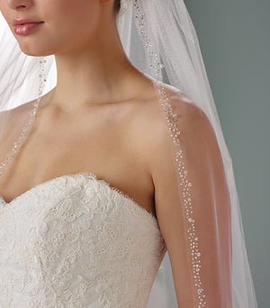Berger - 9876 - All Dressed Up, Bridal Veil