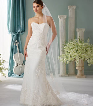 Berger - 9885 - All Dressed Up, Bridal Veil