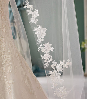 Berger - 9887 - All Dressed Up, Bridal Veil
