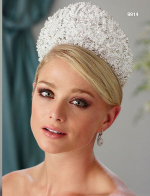 Berger - 9914 - All Dressed Up, Bridal Headpiece