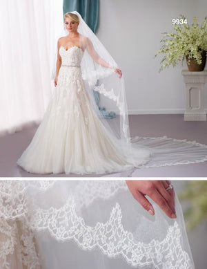 Berger - 9934 - All Dressed Up, Bridal Veil