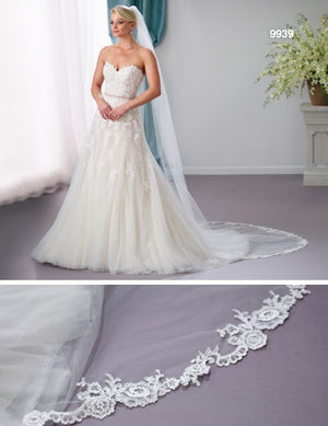 Berger - 9939 - All Dressed Up, Bridal Veil