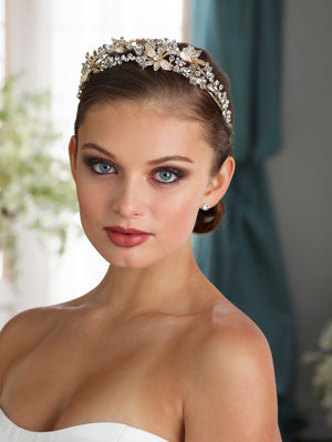 Berger - 9951 - All Dressed Up, Bridal Headpiece
