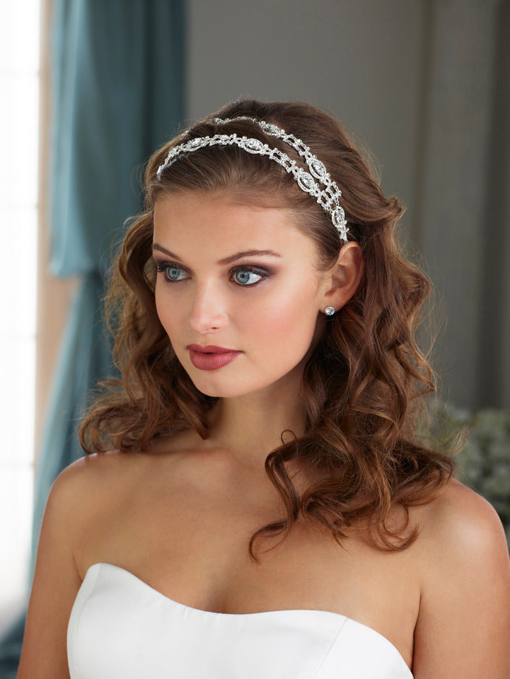 Berger - 9958 - All Dressed Up, Bridal Headpiece