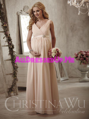 Christina Wu - BM40M - All Dressed Up, Bridesmaids Dress