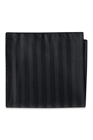 Striped Pocket Square - All Dressed Up, Tuxedo Rental