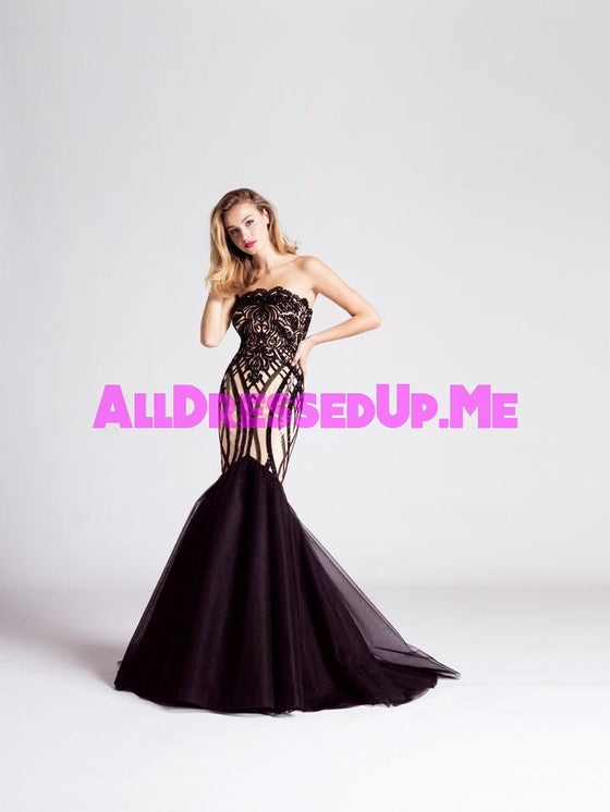 Colette - CL17100 - All Dressed Up, Prom Dress