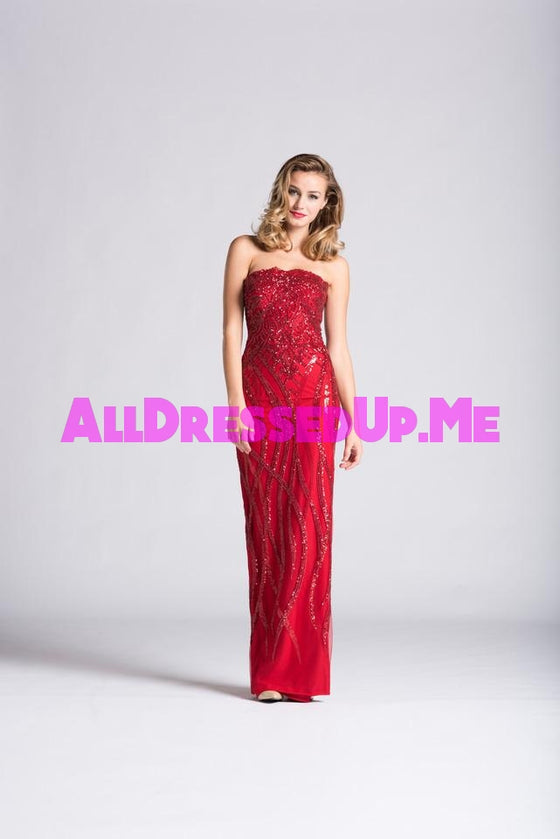 Colette - CL17101 - All Dressed Up, Prom Dress