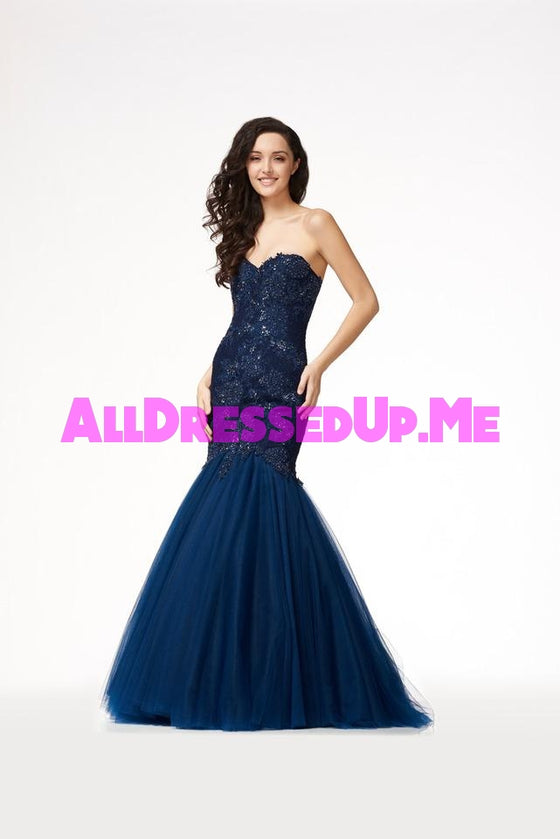 Colette - CL17192 - All Dressed Up, Prom Dress