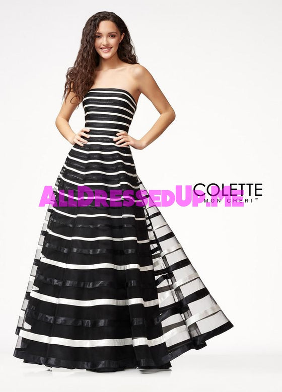 Colette - CL18205 - All Dressed Up, Prom Dress