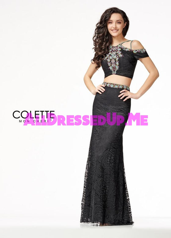 Colette - CL18207 - All Dressed Up, Prom Dress