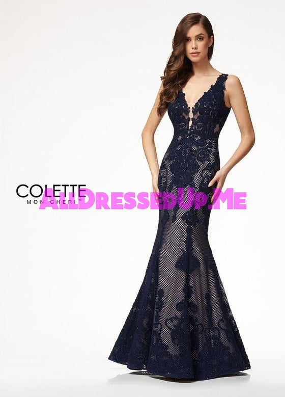 Colette - CL18209 - All Dressed Up, Prom Dress
