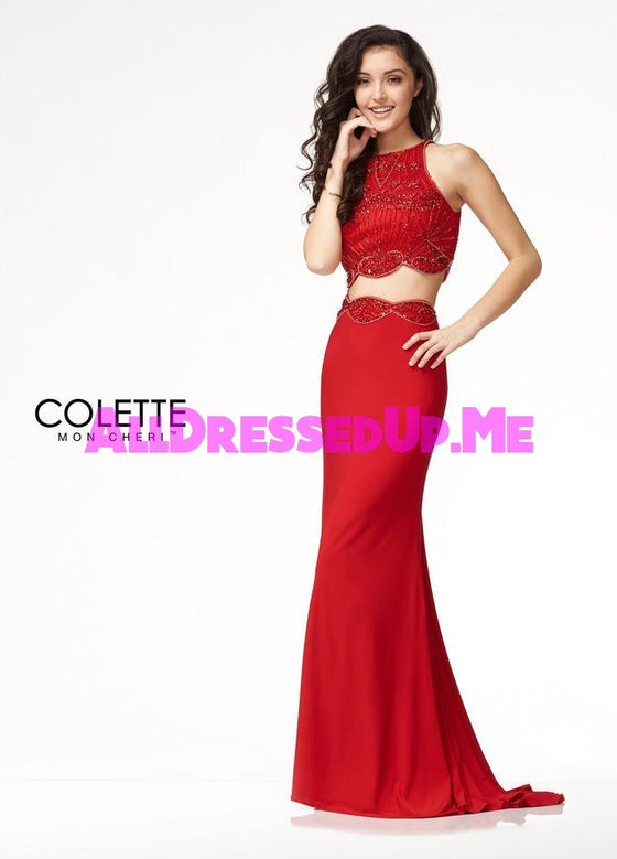 Colette - CL18210 - All Dressed Up, Prom Dress